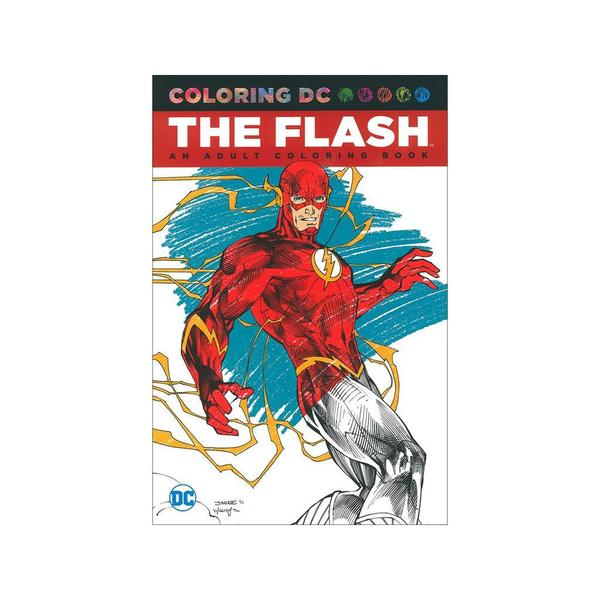 DC Comics The Flash Coloring Book 30518398