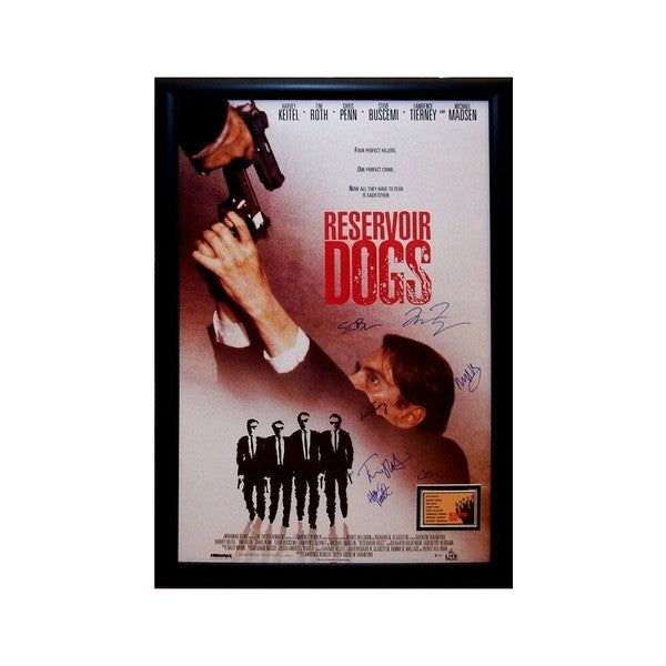 Reservoir Dogs - Signed Movie Poster 30525710
