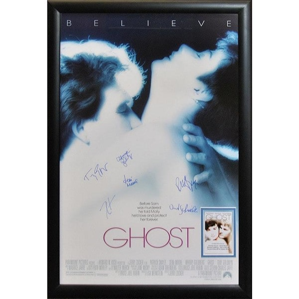 Ghost - Signed Movie Poster 30525858