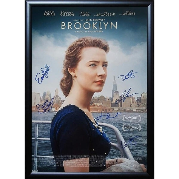 Brooklyn -  Signed Movie Poster 30525940