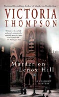 Murder on Lenox Hill (Paperback)