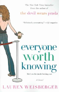 Everyone Worth Knowing (Paperback)