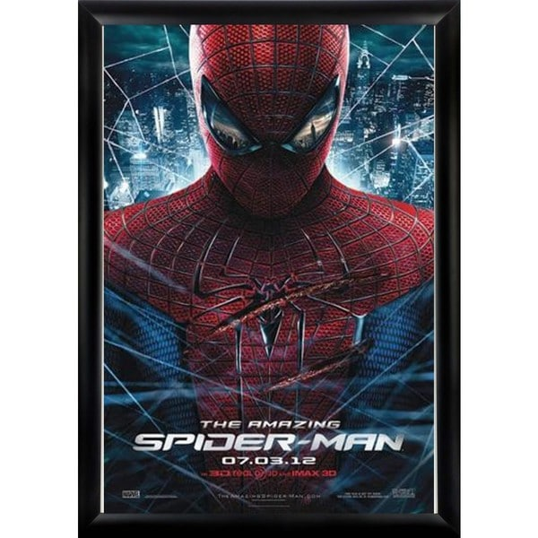 The Amazing Spider man - Signed Movie Poster 30643618