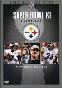 NFL Super Bowl XL: Pittsburgh Steelers Championship (DVD)