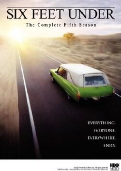 Six Feet Under: The Complete Fifth Season (DVD)