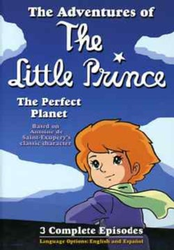 The Adventures Of The Little Prince: The Perfect Planet (DVD)