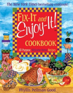 Fix-it And Enjoy-it Cookbook: All-purpose, Welcome-home Recipes (Paperback)