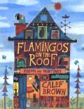 Flamingos On The Roof (Hardcover)