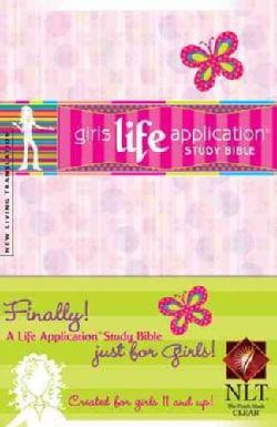 Girls Life Application Study Bible: New Living Translation (Hardcover)