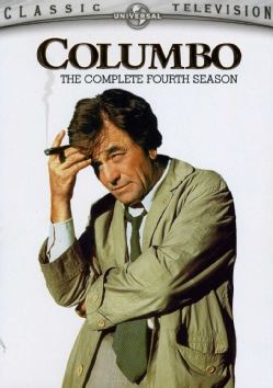 Columbo: The Complete Fourth Season (DVD)