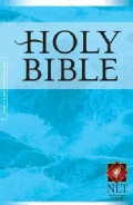 Holy Bible Gift and Award Edition: New Living Translation, Blue (Paperback)