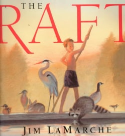 The Raft (Hardcover)