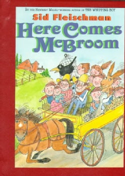 Here Comes Mcbroom!: Three More Tall Tales (Paperback)