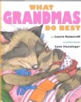 What Grandmas Do Best (Hardcover)