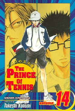 The Prince of Tennis 14: Seishun's Ultimate Man (Paperback)