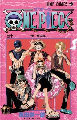 One Piece 11: The Meanest Man in the East (Paperback)