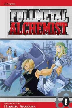 Fullmetal Alchemist 8 (Paperback)