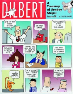 Dilbert: A Treasury of Sunday Strips : Version 00 (Paperback)