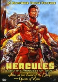 Hercules And Princess of Troy/Atlas In Land of Cyclops (DVD)