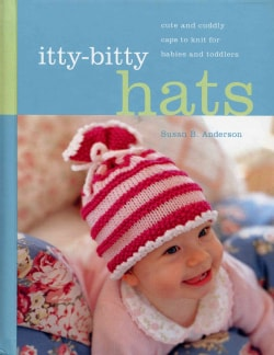 Itty-Bitty Hats (Hardcover)