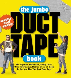 The Jumbo Duct Tape Book (Paperback)