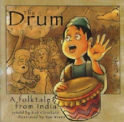 The Drum: A Folktale from India (Paperback)