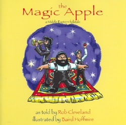 The Magic Apple: A Middle Eastern Folktale (Paperback)