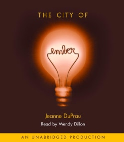 The City of Ember (CD-Audio)