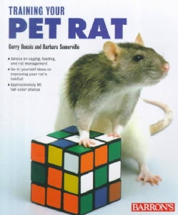Training Your Pet Rat (Paperback)