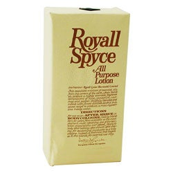 Royall Spyce Aftershave Lotion Cologne 8-ounce for Men