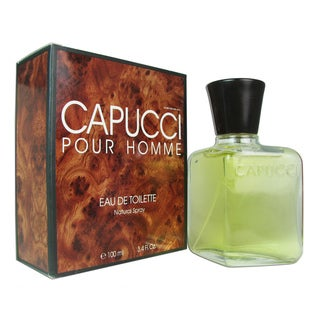 Capucci by Capucci Eau de Toilette Spray 3.4-ounce for Men