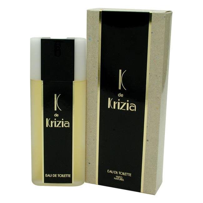 Krizia K de Krizia Women's 3.4-ounce Eau de Toilette Spray