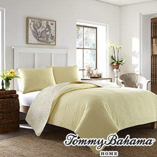 Tommy Bahama Melia Sunset Quilt Set