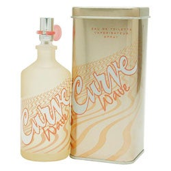 Curve Wave Liz Claiborne Eau de Toilette Spray 3.4-ounce for Women