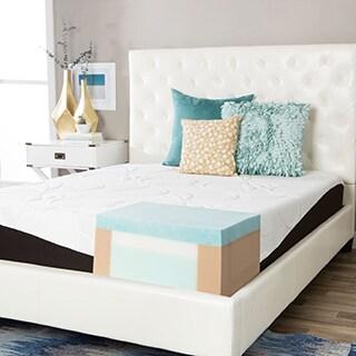 ComforPedic from Beautyrest Choose Your Comfort 10-inch Full-size Gel Memory Foam Mattress