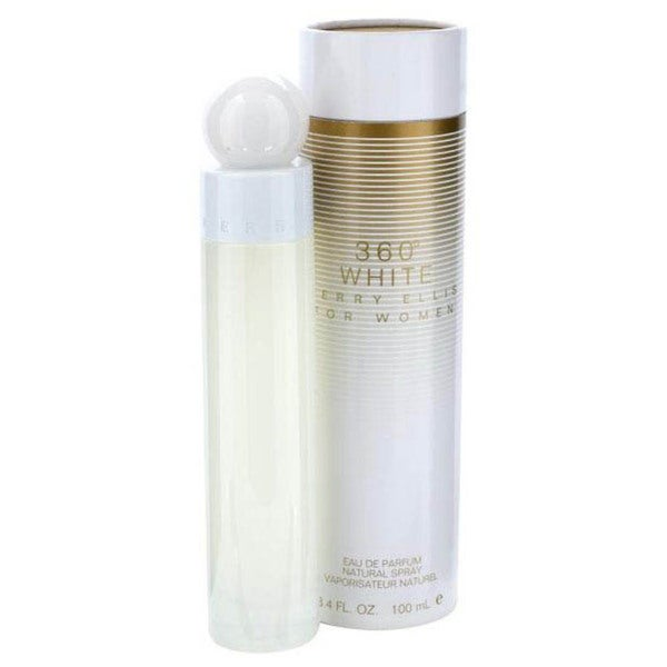 Perry Ellis 360 White 3.4-ounce Eau de Parfum Spray for Women