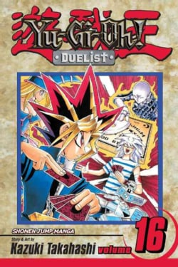 Yu-gi-oh! Duelist 16: The Battle City Finals (Paperback)