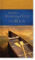 God's Words of Life for Men (Hardcover)