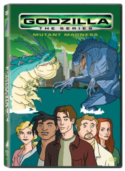 Godzilla The Series: Mutant Madness (DVD)
