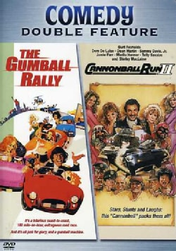 The Gumball Rally/Cannonball Run II (DVD)