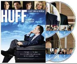 Huff: The Complete First Season (DVD)