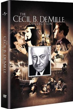 The Cecil B. DeMille Collection (DVD)