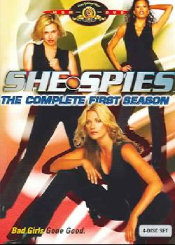 She Spies: The Complete First Season (DVD)