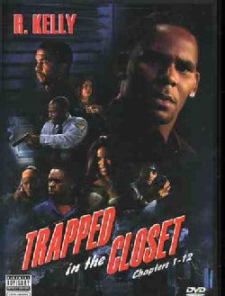 Trapped in the Closet, Chapters 1-12 (DVD)