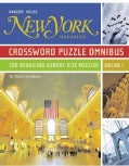 New York Magazine Crossword Puzzle Omnibus: 200 Beguiling Sunday-Size Puzzles (Paperback)