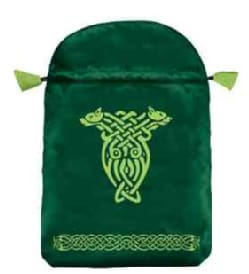 Celtic Satin Bag (Paperback)