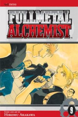 Fullmetal Alchemist 9 (Paperback)