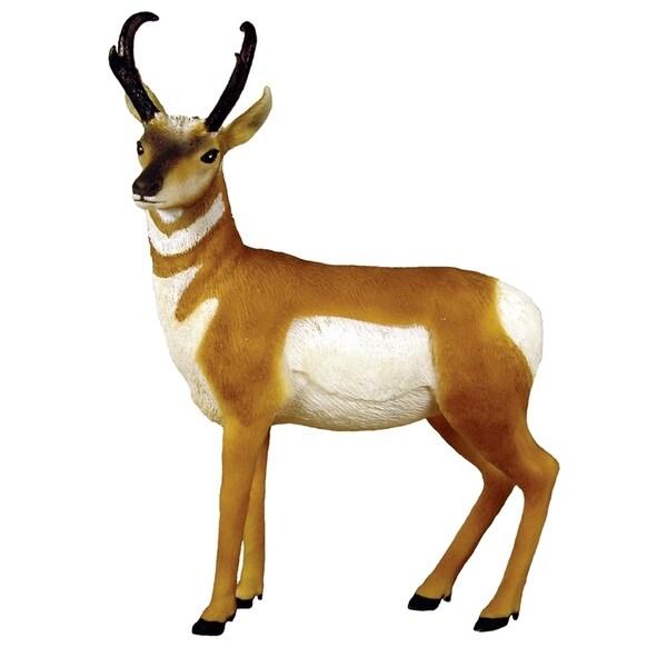 Hunter Dan Prairie Rocket Pronghorn Antelope Figure 31035177