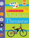 Scholastic Children's Thesaurus: Children's Thesaurus (Hardcover)