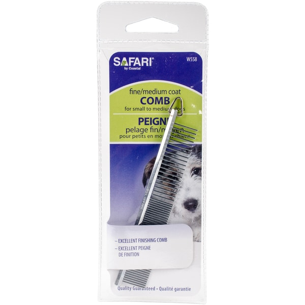Safari Dog Grooming Comb 31035318